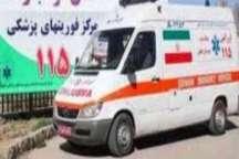 آمبولانس های 115 گیلان در مکان های پرتجمع مستقر شدند