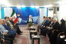امام جمعه رشت: اعضای شورا با تحمل فشارهای بیرونی در انتخاب شهردار دقت کنند