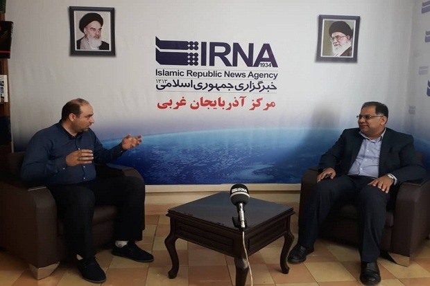 رابطه مدیران استانداری آذربایجان غربی با ایرنا تقویت می شود