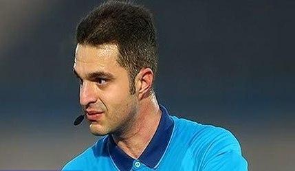 قضاوت داور همدانی در حساس ترین بازی AFC CUP