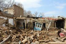 ساخت 60 واحد مسکونی برای سیل زدگان روستای چنار
