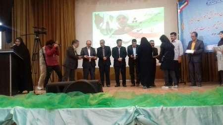 تجلیل از 140 معلم و دانش آموز برگزیده پرسش مهر ریاست جمهوری در البرز