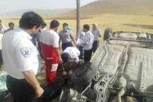 واژگونی خودروی پراید در سرپل ذهاب 2 کشته و سه مصدوم برجا گذاشت