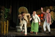 حضور کودکان زلزلهزده سرپلذهاب در جشنواره تئاتر کودک و نوجوان
