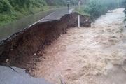 سیل 14هزار کیلومتر از راه های کشور را تخریب کرد