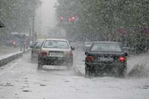 پیش بینی بارش قابل ملاحظه در قزوین