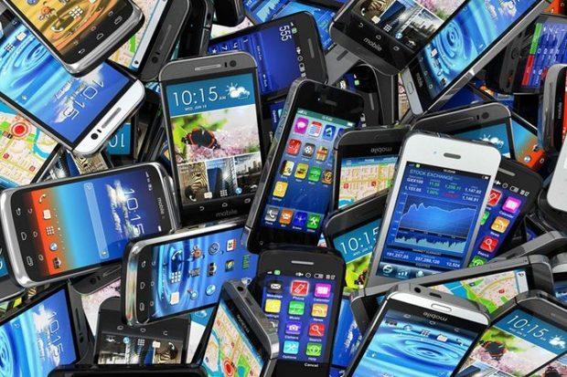 81 دستگاه تلفن همراه در همدان کشف شد
