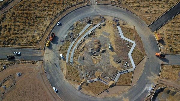 پارک 14 هکتاری طبیعت بزرگترین پارک تفریحی در تایباد