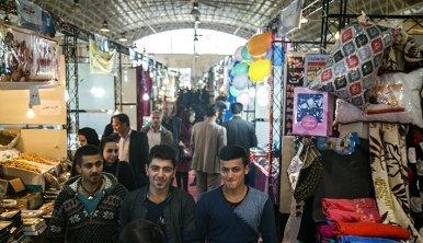 نمایشگاه ملی فروش بهاره در قائمشهر گشایش یافت