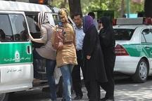 گشت ارشاد تاثیری در با حجاب شدن ندارد