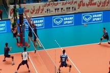 والیبال نوجوانان ایران مقابل چین تایپه مغلوب شد