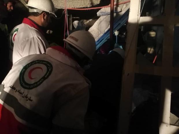 مصدومیت 11 تن در سانحه برخورد چندین خودرو با یکدیگر در قزوین