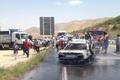 تصادف 3 خودرو در خراسان شمالی 5کشته و زخمی داشت
