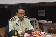 پلیس فتا در فیروزکوه مستقر شد