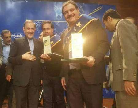 پنجمین جشنواره فرهیختگان  دانشگاه آزاد تفت، واحد دانشگاهی برتر شد