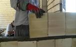 دانش آموزان مدرسه ادب تهران  45 کلاس درس در مشگین شهر ساختند