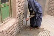 مشکل آب شرب روستای محمدآباد رفع شد