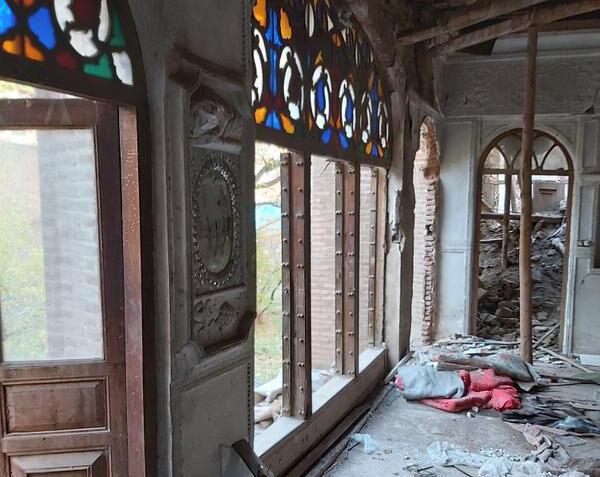 فروش خانه تاریخی در قزوین با شرط امکان تخریب