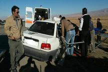 3 سانحه رانندگی در اسفراین  2 کشته و 11 مصدوم داشت