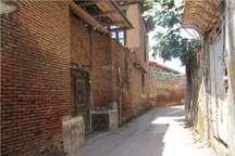 بازسازی سه محله قدیمی بروجرد آغازشد