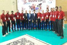 ایران قهرمان رقابت های بین المللی جام صلح و دوستی شد