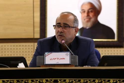 تقدیر رئیسشورای شهر مشهد از تلاشهای خادمان رضوی دهه پایانی ماه صفر