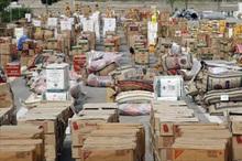 25 میلیارد ریال کالای قاچاق در یاسوج کشف شد