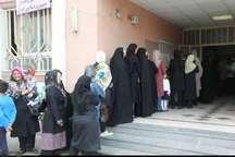 تقدیر امام جمعه و نماینده آستارا از حضور گسترده مردم این شهرستان در انتخابات