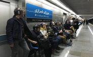 پیاده روی 100 دقیقه ای آلمانی ها در تهران!