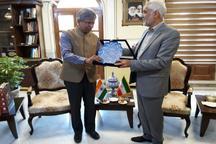 استاندار: اصفهان و هند باید از اشتراک های فرهنگی بهره برداری کنند