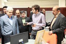معاون رییس جمهوری از مرکز رشد و فناوری دانشگاه آزاد قزوین بازدید کرد