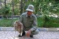 فروشنده توله گرگ در خدابنده دستگیر شد