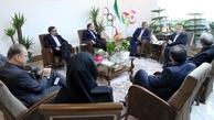 برگزاری نشست هماهنگی مسابقات بین المللی کشورهای عضو  اکو در کمیته ملی المپیک