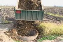 500 حلقه چاه فاقد مجوز در خراسان رضوی مسدود شد
