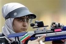 بانوی تیرانداز همدانی پرچمدار کاروان ایران در بازیهای همبستگی کشورهای اسلامی شد