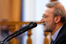 لاریجانی در نامهای به روحانی عدم مغایرت ۷۳ مصوبه دولت با قوانین را تایید کرد
