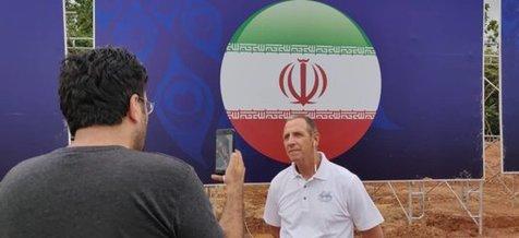 مدیر باشگاه آمریکایی از همکاری با ایران به دعوت فائزه هاشمی و اخراج در دولت احمدی نژاد می گوید/ ویدیو