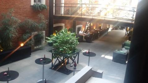 چالش عجیب در هتل تیم ملی فوتبال ایران در سن پترزبورگ + فیلم