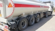 تانکرهای حامل سوخت غیراستاندارد در مرز شرقی متوقف شدند