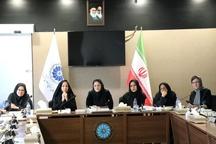 ایجاد تشکلهای تخصصی بانوان در کانون زنان بازرگان فارس در سال 98