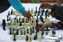 توقف استادان بین المللی شطرنج در جشنواره مردان ایران