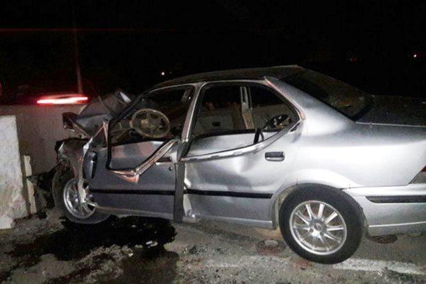 5 نفر در حادثه رانندگی در ایلام کشته شدند
