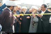 یک مسجد جدید در تایباد افتتاح شد
