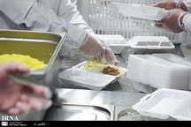 ایستگاه توزیع غذای متبرک رضوی در کلات مستقر شد