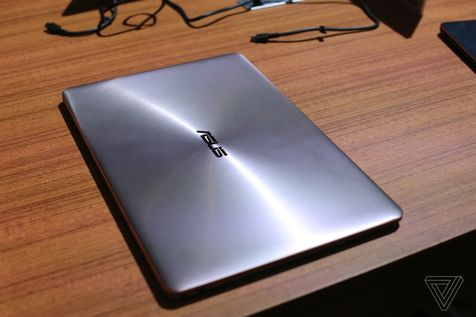 لپتاپ ZenBook 3 Deluxe ایسوس در CES 2017 معرفی شد