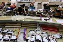 2031 نفر در ایام نوروز در سیستان و بلوچستان خون اهدا کردند