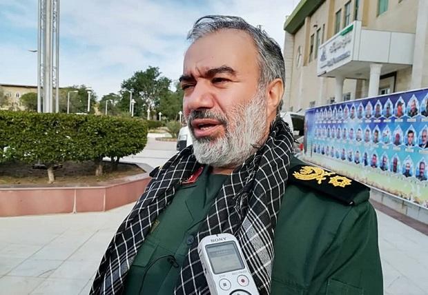 سردار فدوی: ایران در اوج آمادگی است