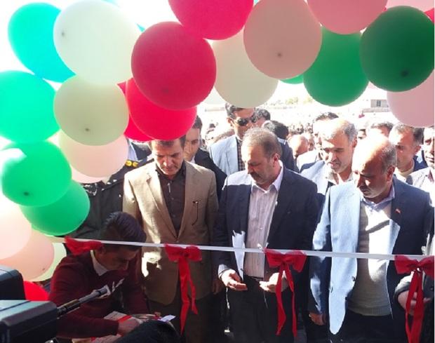 ظرف چهار دهه طرح های مناسب ورزشی در فارس افتتاح شده است