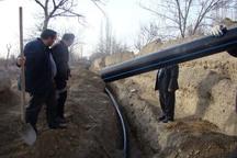 85 کیلومتر لوله گذاری در شبکه پایاب قزوین اجرا شد