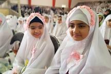جشن بزرگ حافظان خردسال قرآن در کرمانشاه